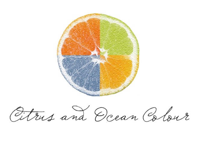 Citrus and Ocean Colour | Official Website